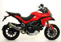 2010-13 Ducati Multistrada race exhaust